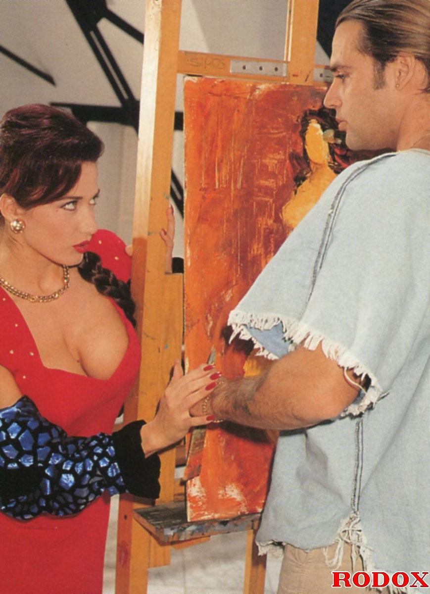italian sexy woman video