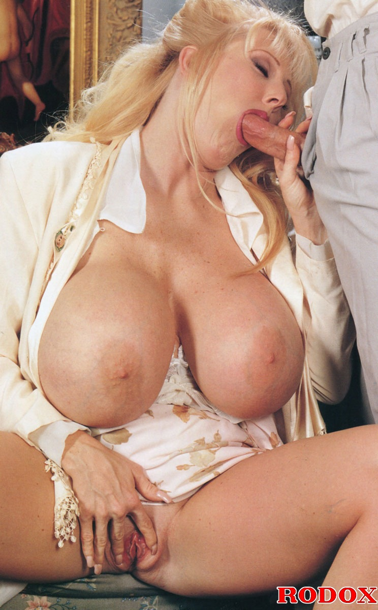 Talented retro vintage big tits boobs can not