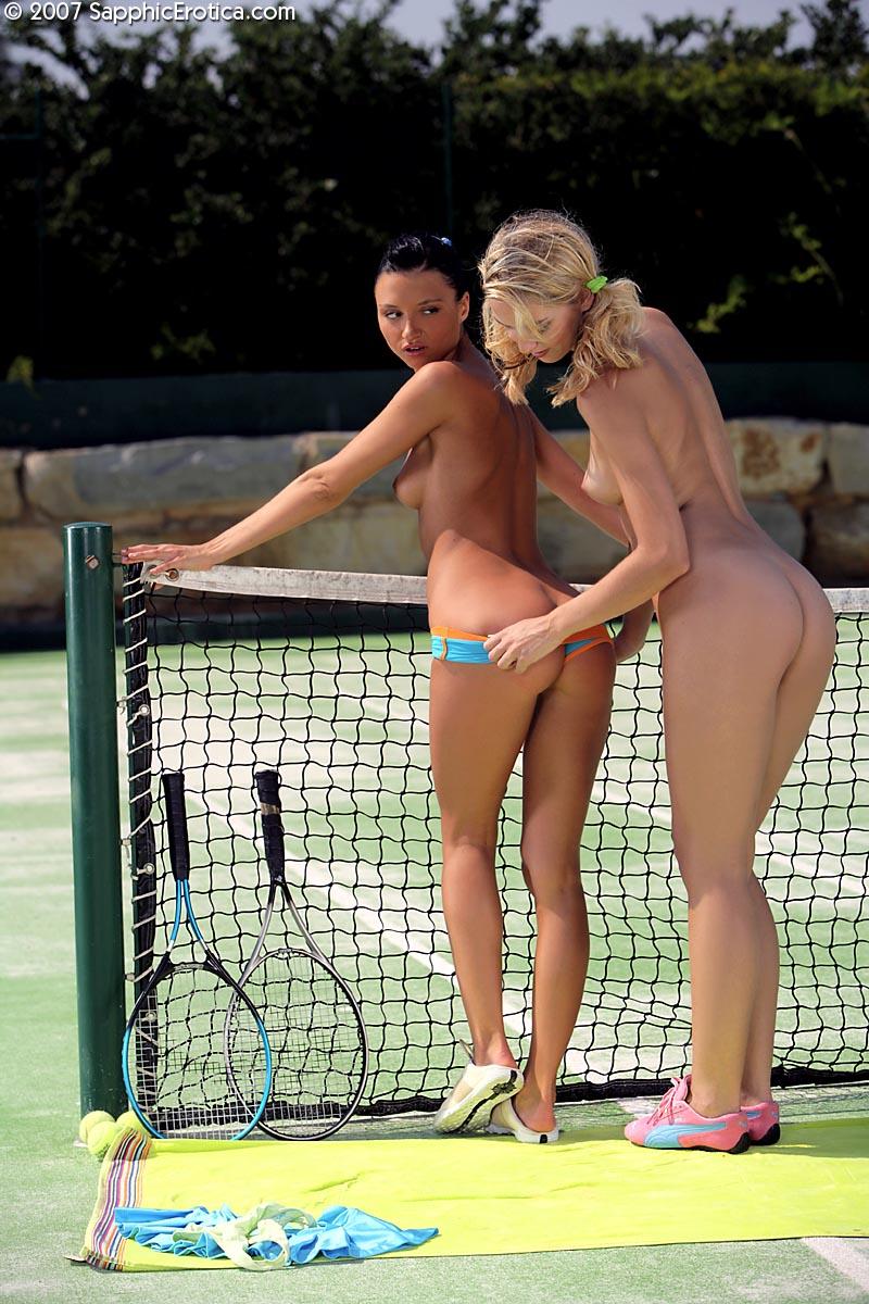 Лесбиянки Теннисистки.видео