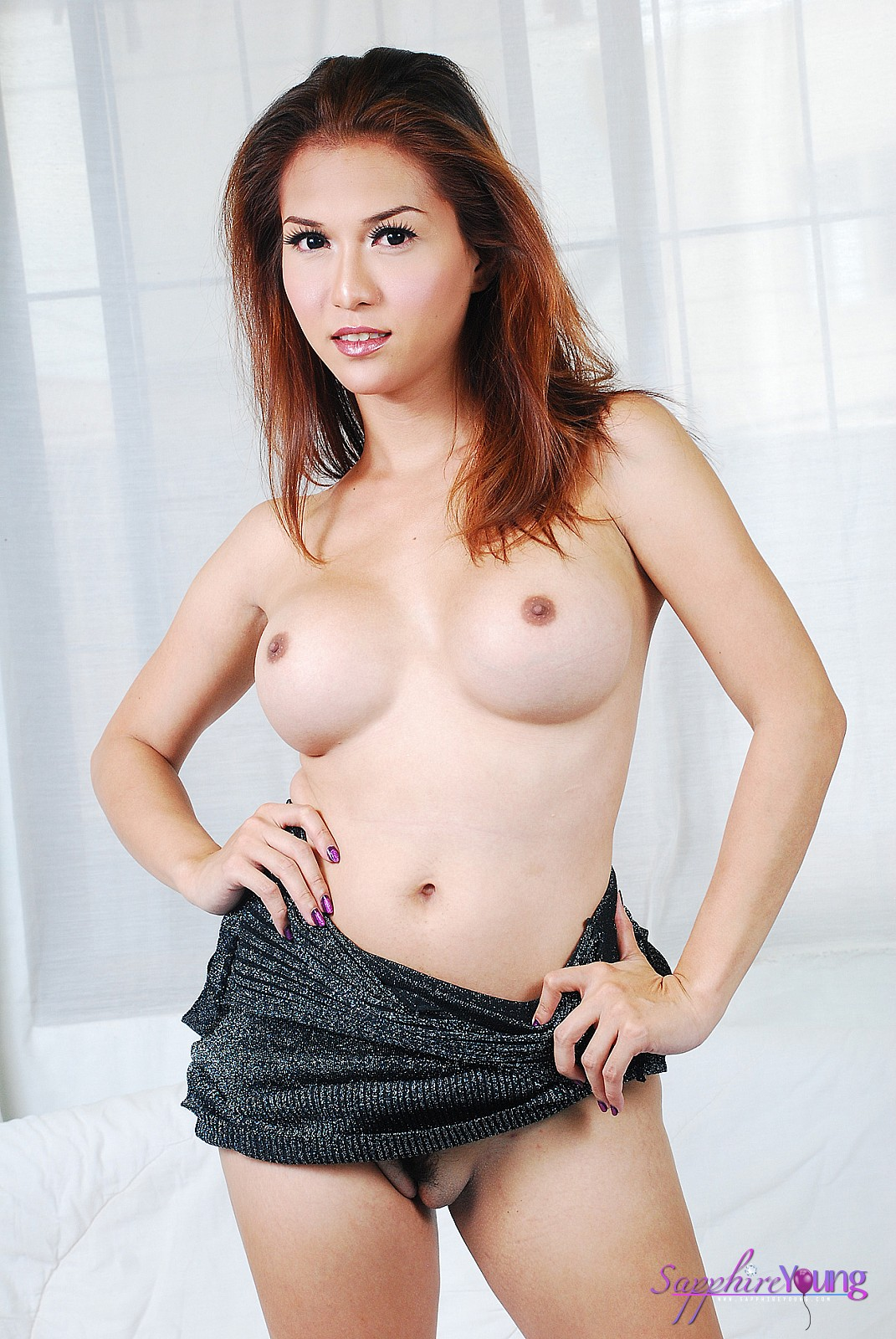sapphire young com ladyboy shemale shinydress dressphoto nude gallery
