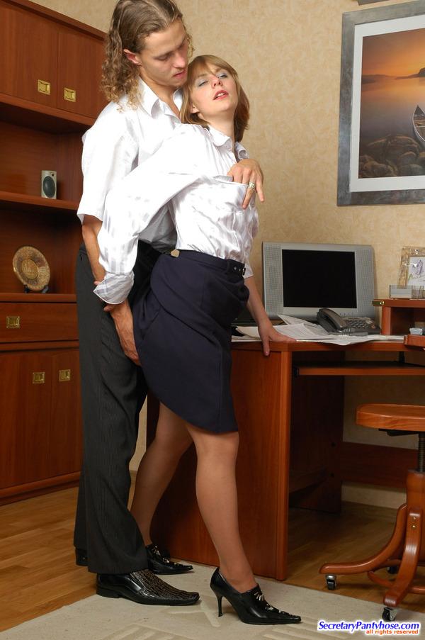 классные секретарши и начальник фото
