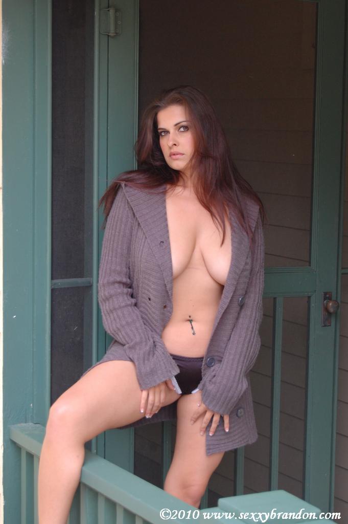 Sexxybrandon Brandon Areana Adorable Ladyhawk Hood Nude ...