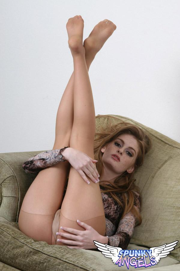 Faye reagan pantyhose hooters girl share