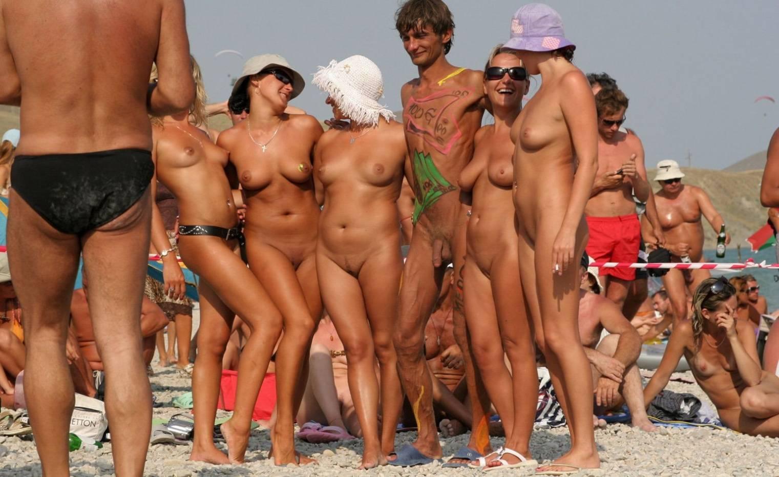 Секс нудисты из россии 7 фотография