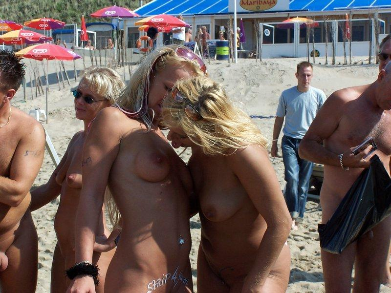 camp Swinger nudist