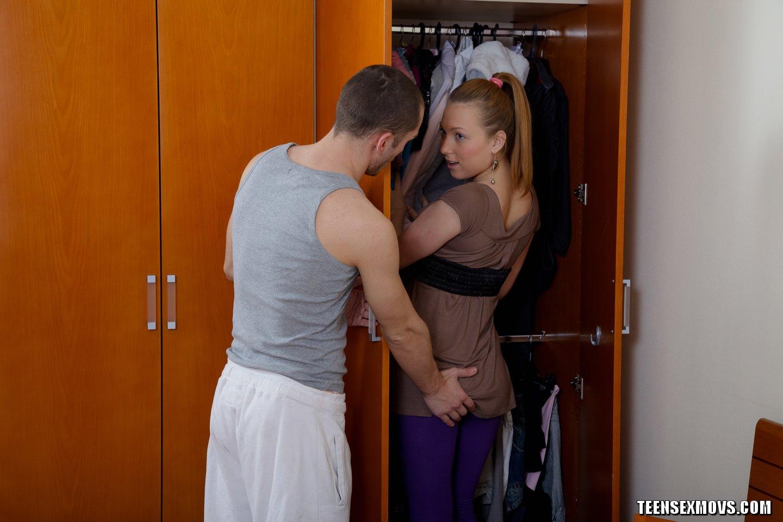 Русские девчонки переодеваются 17 фотография