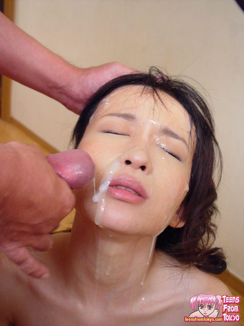 Cum swallow punishment asian girls