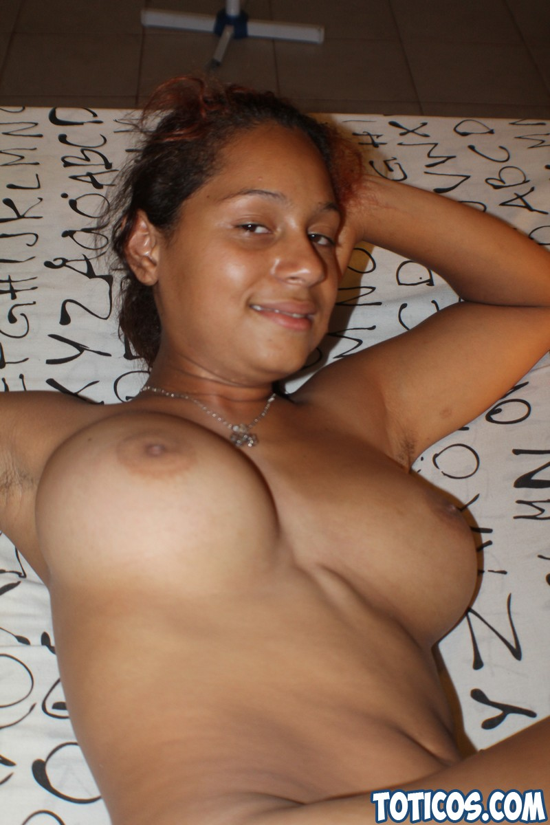 Naked dominican woman