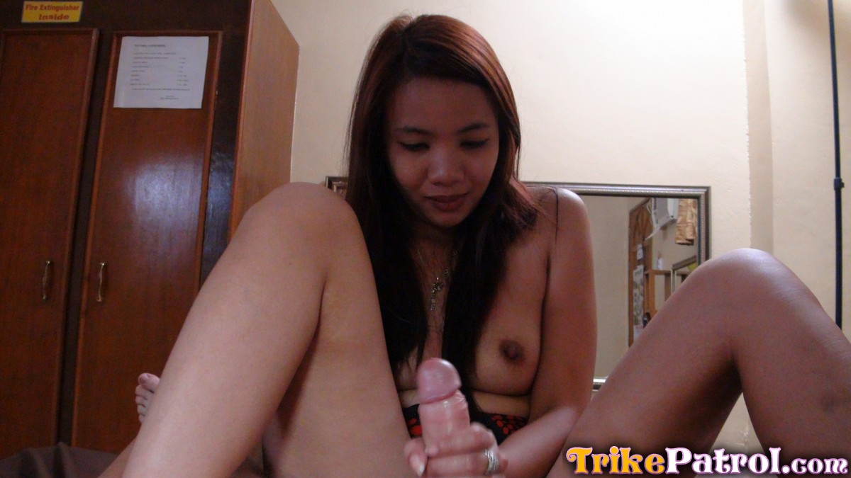 Horny filipina aiza is pimped out for sex by her best friend Part 6 8