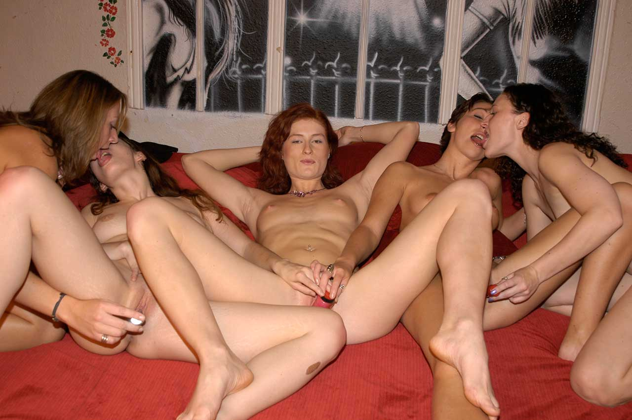 Uk gangbang party with sasha and ten guys 8
