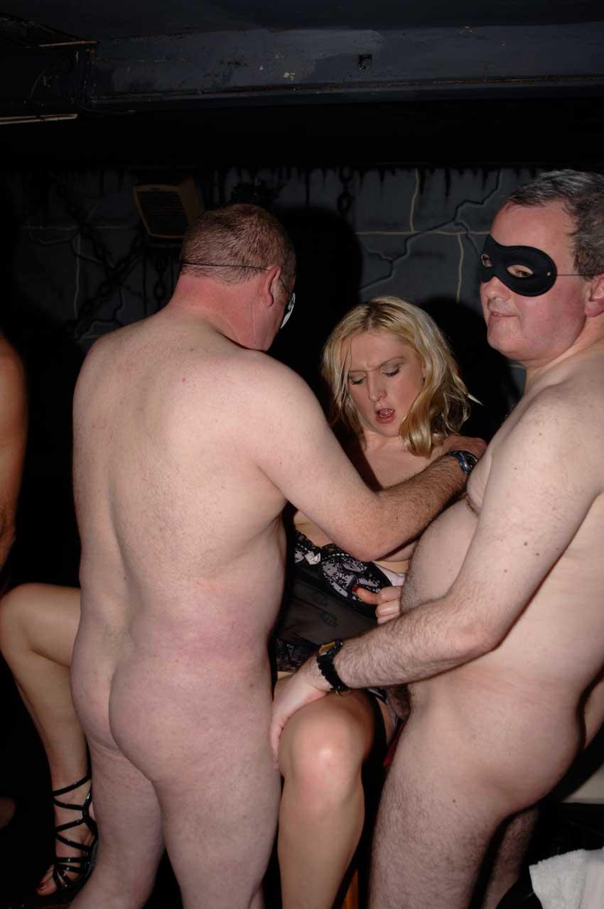 Gangbang party porn