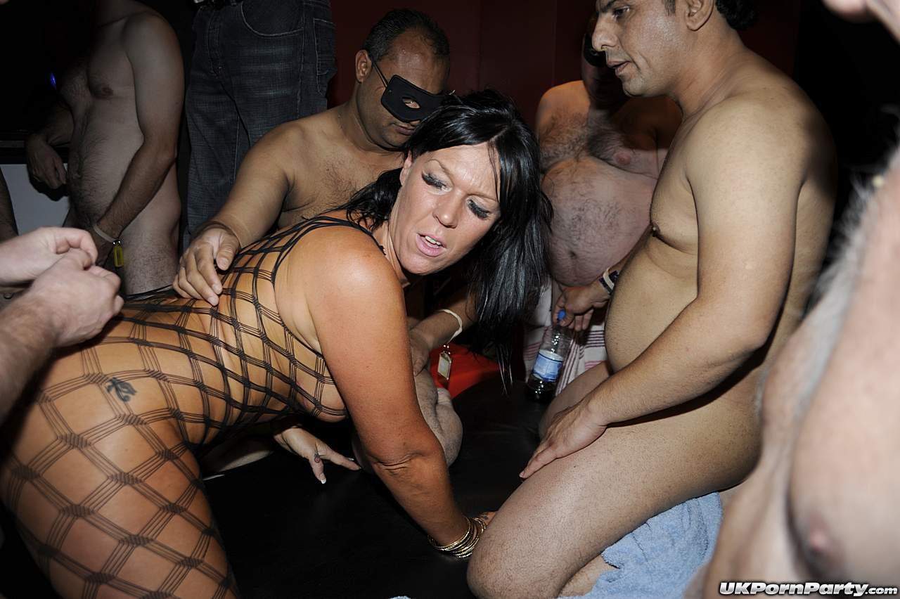 gangbang party party inn