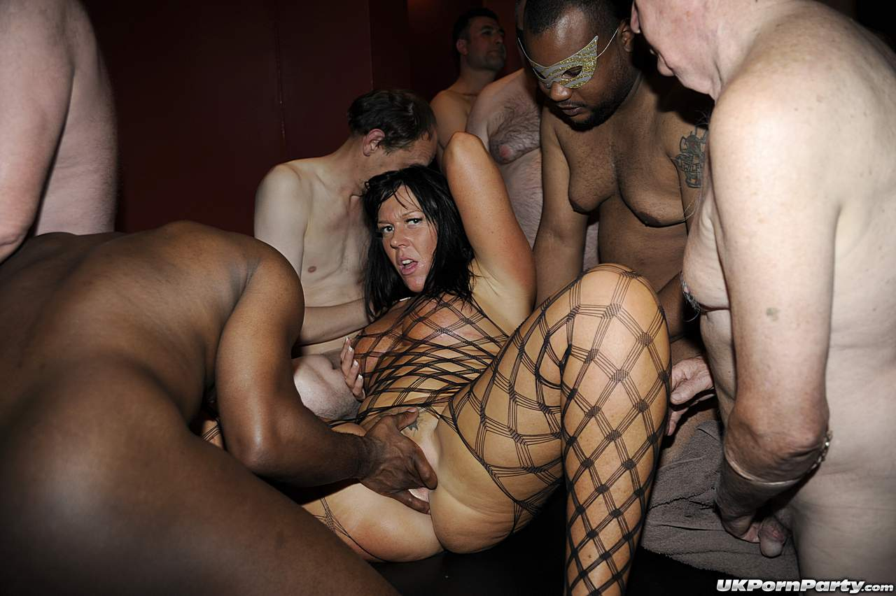 Topic, very sex party interracial amateur