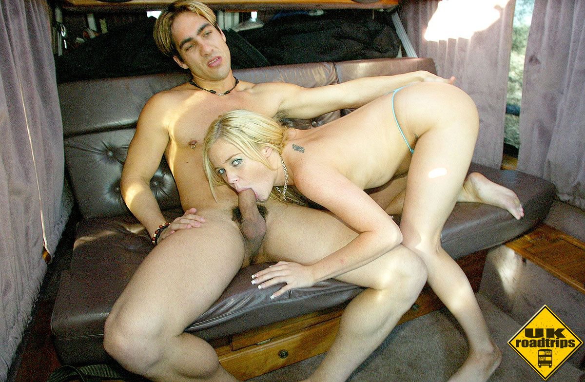 British slut alicia rhodes gets fucked in a countryhouse - 1 part 5