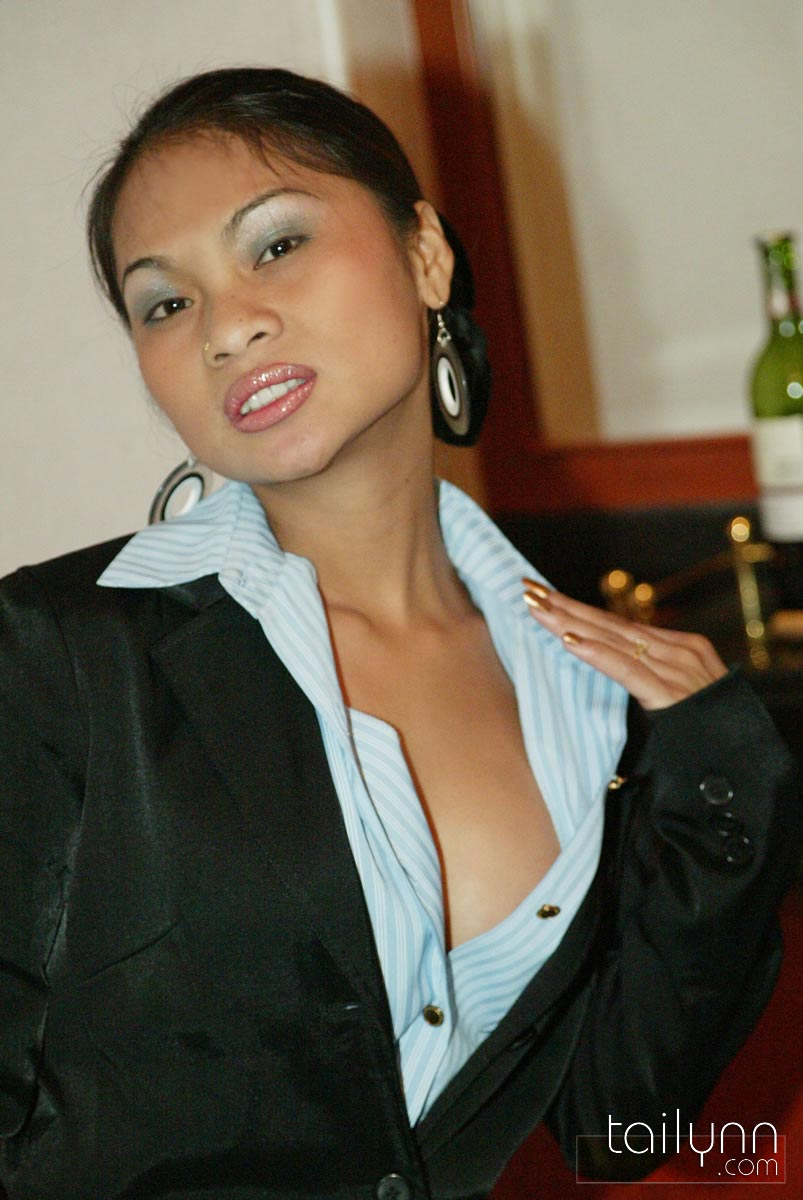 Tailynn Unfinished Business Sophisticated Thai Woman Gets