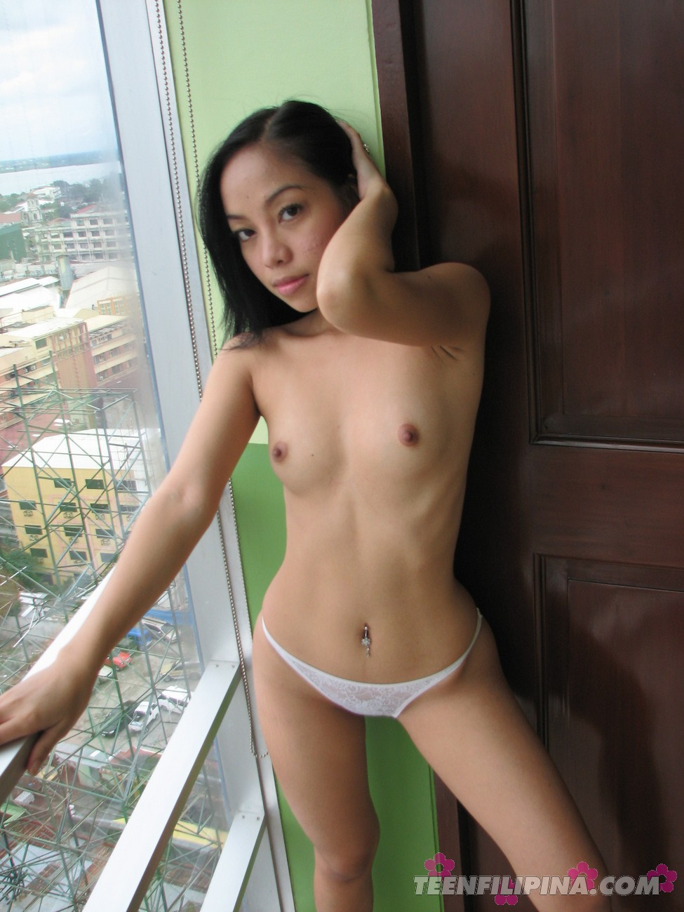 Filipina roommate nude girls are