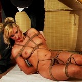 Obedient Blond Bound