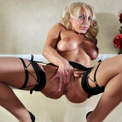 Shemale mandy with violet adam porn