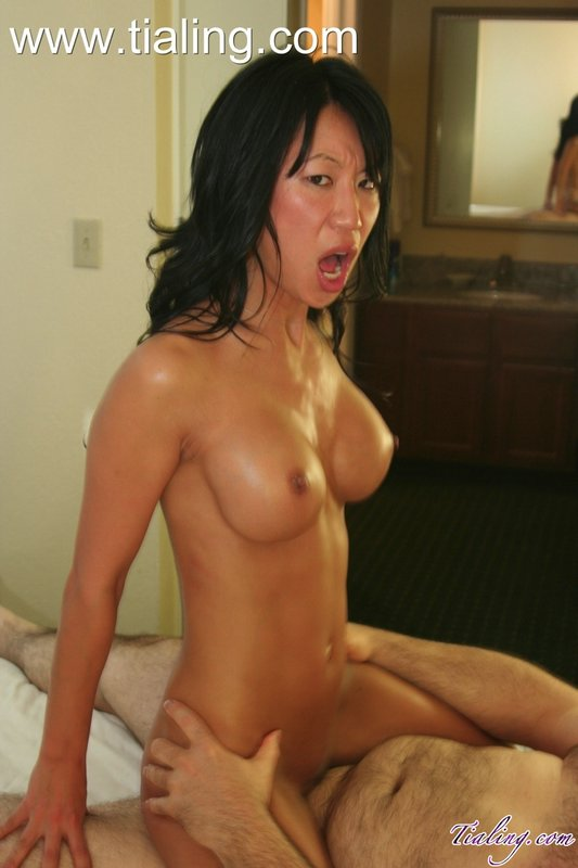 Asian gets fucked hard with a big cock that 4