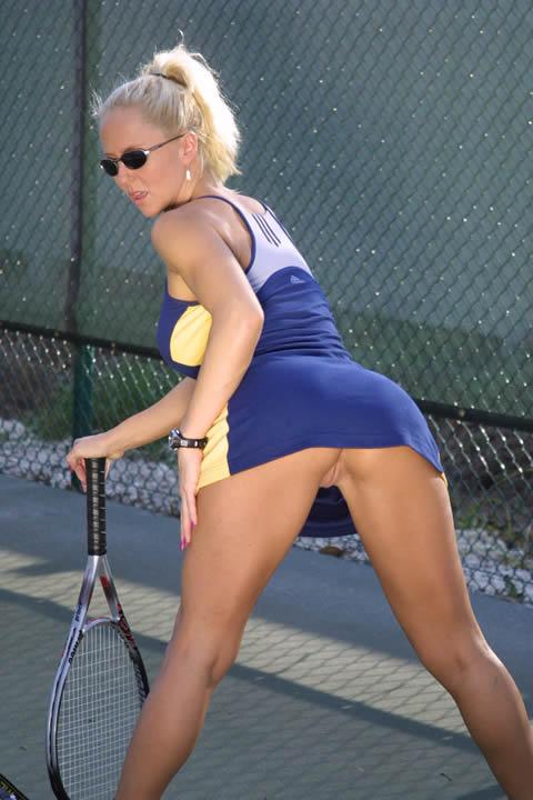 эротические фото теннисисток
