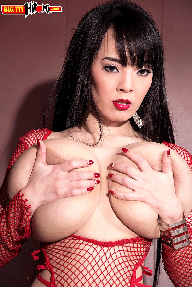 Totally nude hitomi tanaka 13